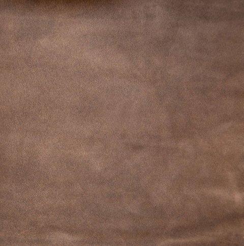 Velour Split Leather Mocca